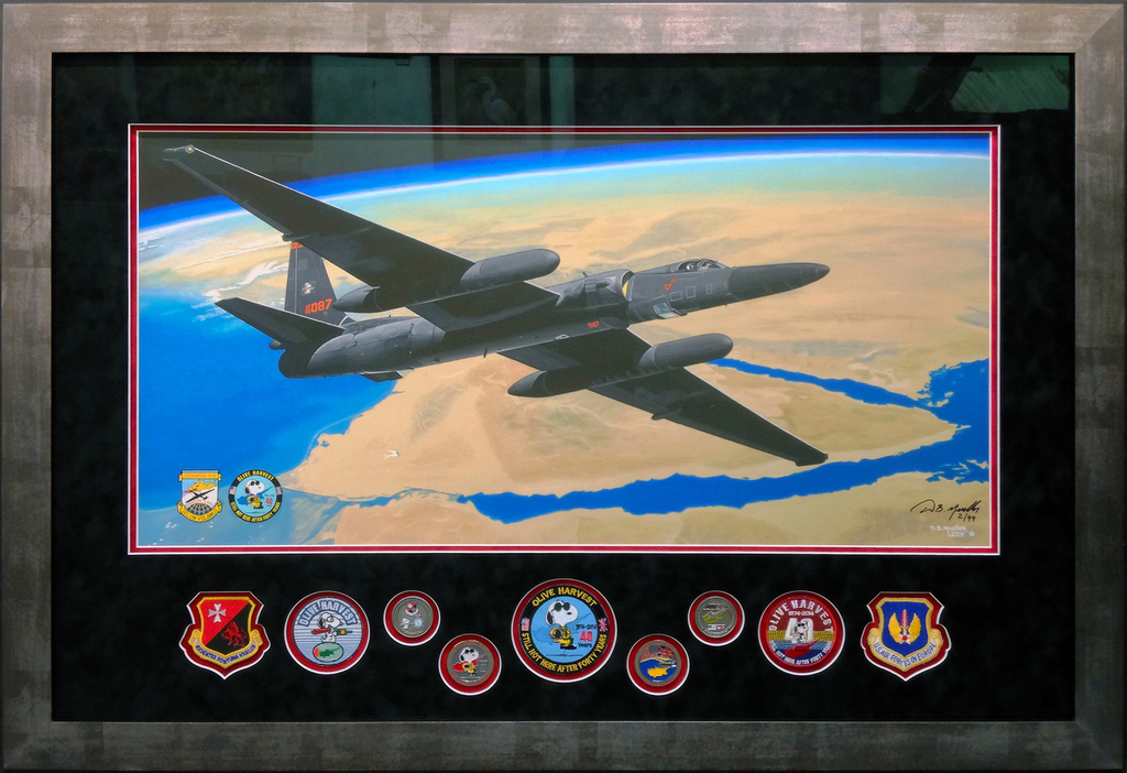 Military Memorabilia Shadow Box Frames - Noel Flynn Gallery